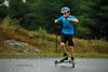 Julien, Stage 3 in the rain<br /> ACBQ camp #2, Sherbrooke<br /> July 27, 2014