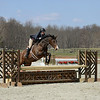 Rider: Victoria Eisenmann Horse: Nightlight School: Sweet Briar College