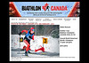 Biathlon Canada: Photo of the week – January 27th -3rd February , 2014