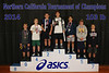 1st	Zef Oshiro - Gilroy Hawks 2nd	Trent Tracy - Elite Force 3rd	Matthew Diaz - El Capitan 4th	Daniel Long - Dinuba 5th	Jake Romeo - CYC 6th	Mike Mello - El Dorado Hills wc 7th	Spencer Francesconi - Kerr 8th	Preston Scharf	 - Smashmouth