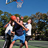 October 2011 outdoor hoops