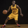 """<p><b> A new interview with Andrew Wiggins' college coach indicates that the NBA's No. 1 draft pick, in fact, would like to play this season for the … </b> </p><p> A. Minnesota Timberwolves </p><p> B. Cleveland Cavaliers </p><p> C. Kansas Jayhawks </p><p><b><a href=""""http://www.cbssports.com/nba/eye-on-basketball/24655491/bill-self-andrew-wiggins-said-he-wanted-trade-to-wolves"""" target=""""_blank"""">LINK</a></b> </p><p>   (Nick Laham/Getty Images)</p>"""