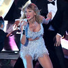 "<p><b> Taylor Swift fans had to be more than a little chagrined Sunday night when their favorite singer did this during her performance at MTV's Video Music Awards … </b> </p><p> A. Lip synched some lyrics </p><p> B. Sang off key </p><p> C. Proved Kanye West right </p><p><b><a href=""http://theconcourse.deadspin.com/taylor-swifts-vmas-performance-with-her-vocals-isolate-1626334694"" target=""_blank"">LINK</a></b> </p><p>   (Mark Davis/Getty Images)</p>"