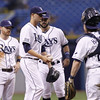 "9. TAMPA BAY RAYS <p>Or as you'll soon be calling them: the Montreal Expos. (unranked) </p><p><b><a href=""http://www.nydailynews.com/sports/baseball/madden-rays-rocked-frustrated-joe-maddon-opts-walk-article-1.1986150"" target=""_blank""> LINK </a></b> </p><p>     (Brian Blanco/Getty Images)</p>"