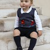 """10. (tie) PRINCE GEORGE <p>They wouldn't put makeup on a toddler, would they?  (previous ranking: unranked) </p><p><b><a href=""""http://www.bbc.com/news/uk-30464090"""" target=""""_blank""""> LINK</a></b> </p><p>    (AP Photo/TRH The Duke and Duchess of Cambridge)</p>"""