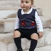 """8. PRINCE GEORGE <p>If he were a Kardashian, you'd KNOW those cheeks were covered in makeup. (10) </p><p><b><a href=""""http://www.buzzfeed.com/davidmack/omg-prince-george-dem-cheeks-i-die"""" target=""""_blank""""> LINK </a></b> </p><p>   (AP Photo/TRH The Duke and Duchess of Cambridge)</p>"""