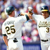 "9. MARK McGWIRE & JOSE CANSECO <p>Still a lot of bad blood between the Bash Brothers. Tainted blood. (unranked) </p><p><b><a href=""http://espn.go.com/los-angeles/mlb/story/_/id/11255181/mark-mcgwire-says-wants-do-jose-canseco-again"" target=""_blank""> LINK </a></b> </p><p>     (Otto Greule Jr/Getty Images)</p>"