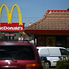 "7. (tie) McDONALD'S <p>Cuts off Hong Kong sales of chicken nuggets after learning they contain more nugget than chicken. (unranked) </p><p><b><a href=""http://www.reuters.com/article/2014/07/25/us-china-food-hongkong-idUSKBN0FU00J20140725"" target=""_blank""> LINK </a></b> </p><p>    (Justin Sullivan/Getty Images)</p>"