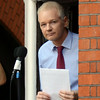 """5. JULIAN ASSANGE <p>Vitamin D deficiency almost as debilitating as those pesky rape charges. (6) </p><p><b><a href=""""http://www.standard.co.uk/news/politics/julian-assange-to-leave-the-ecuadorian-embassy-and-hand-himself-into-police-9675157.html"""" target=""""_blank""""> LINK </a></b> </p><p>   (Karl Mondon/Contra Costa Times/MCT)</p>"""