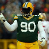 """9. B.J. RAJI <p>So much for that improved Packers defense ... (unranked) </p><p><b><a href=""""http://www.jsonline.com/blogs/sports/272419761.html"""" target=""""_blank""""> LINK </a></b> </p><p>    (Ronald Martinez/Getty Images)</p>"""