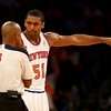 """9. RON ARTEST <p>He's only The Panda's Friend until the panda throws beer at him. (unranked) </p><p><b><a href=""""http://www.nydailynews.com/sports/basketball/metta-world-peace-changing-panda-friend-article-1.1895263"""" target=""""_blank""""> LINK </a></b> </p><p>    (Elsa/Getty Images)</p>"""