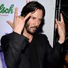 "10. (tie) KEANU REEVES <p>All things being equal, prefers the naked intruders. (previous ranking: unranked) </p><p><b><a href=""http://www.cbsnews.com/news/keanu-reeves-has-second-home-intruder-this-time-she-was-naked/"" target=""_blank""> LINK</a></b> </p><p>    (Jason Kempin/Getty Images)</p>"