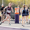 140412 Track and Field Seattle Pacific University Falcons at Husky Open Snapshots