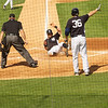 Cervelli slides into home