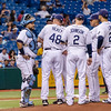 Meeting on the Mound - Tampa Bay Rays