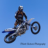 dirt bike ramp jumping at moto gp