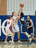 All Saints v St. John's varsity men's basketball