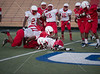 Bellaire Red & White football