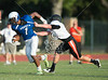 St. Pius v Episcopal football scrimmage