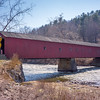 Covered Bridge at West Cornwall