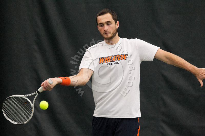 Wheaton College 2014 Men's Tennis Team