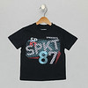 Cool Coverstitch Tee - Anthracite