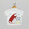 Creature Tee - Bright White