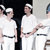 8 Sailors from St  Mary Anything Goes Play