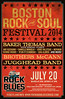 Rock & Rock & Soul Aboard Rock & Blues Cruise