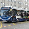 Stagecoach Bluebird 27107 Union St Abdn Jul 14