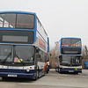 Stagecoach Bluebird 17328_17281 Insch Depot Mar 14