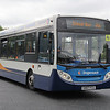 Stagecoach Bluebird 36035 Market Muir Car Park Huntly Car Jun 14