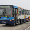 Stagecoach Bluebird 20932 Insch Depot Mar 14