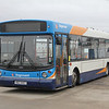 Stagecoach Bluebird 22272 Insch Depot Mar 14