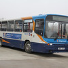 Stagecoach Bluebird 20951 Insch Depot Mar 14
