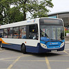 Stagecoach Bluebird 27537 King St Nairn 2 May 14