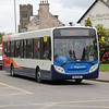 Stagecoach Bluebird 27105 King St Nairn May 14