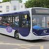 Stagecoach Bluebird 27602 King St Nairn May 14