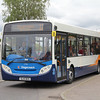 Stagecoach Bluebird 27106 Bridge St Nairn 2 May 14