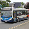 Stagecoach Bluebird 27537 King St Nairn 1 May 14