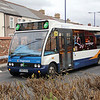 Stagecoach Wales 47185 Caerphilly Bus Station Apr 14