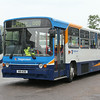 Stagecoach Highlands_Bluebird Hire 20954 Fort William Depot 1 Jul 14