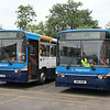 Stagecoach Highlands_Bluebird Hire 20932_20954 Fort William Depot 2 Jul 14