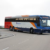 Stagecoach Highlands 54013 A9 at Berriedale 06 Jun 13
