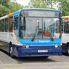 Stagecoach Highlands_Bluebird Hire 20932 Fort William Depot 3 Jul 14