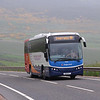Stagecoach Highlands 53623 A9 at Navidale 3 Jun 13