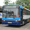 Stagecoach Highlands_Bluebird Hire 20932 Fort William Depot 2 Jul 14