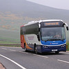 Stagecoach Highlands 53623 A9 at Navidale 4 Jun 13