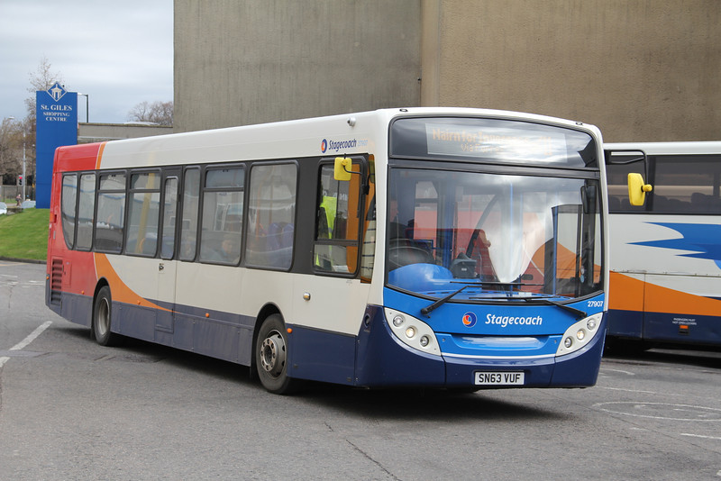 Stagecoach Highlands 27907 EBS Mar 14