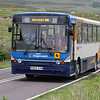 Stagecoach Highlands 20922 A87 near Borve 3  Jun 13